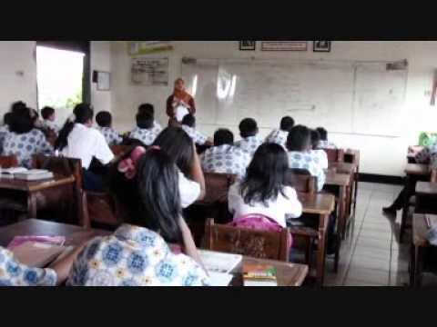 ... Inggris di SMPN 263 Jakarta (Part 4/6) FKIP UHAMKA 2012 - YouTube