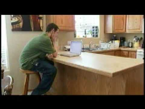 Cd'A man uses Craigslist to find work