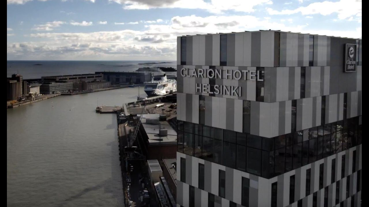 Clarion Hotel Helsinki Youtube