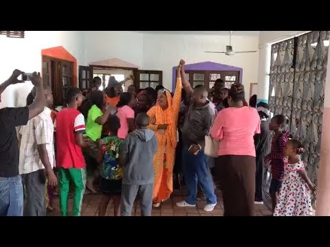 Parents, teachers in Mombasa celebrate their children's KCPE performance