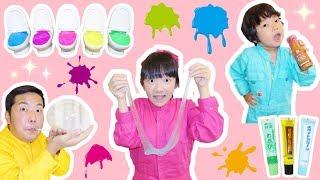 ★スライム工場!「変り種スライム続々登場~!」★Slime factory★ thumbnail