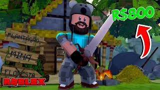 THE MOST EXPENSIVE GAME IN ROBLOX!! [Vesteria]