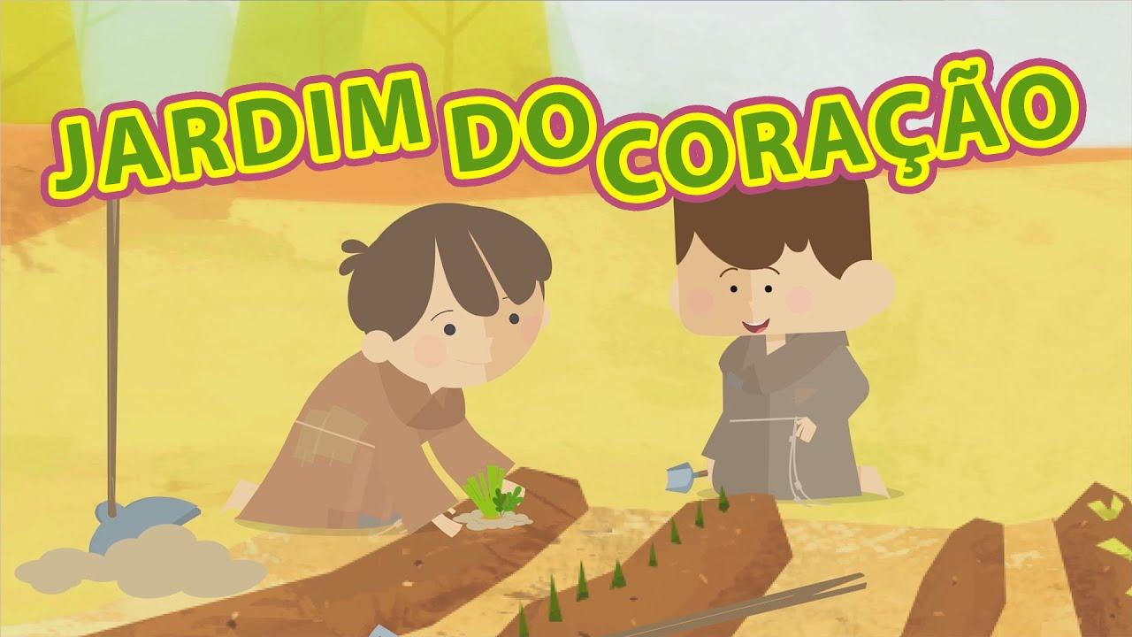 Arte Piedosa- Musica infantil presente no episódio, o Jardim do coração da série O Pequeno Francisco
