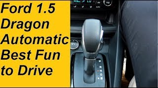 Ford Aspire Automatic Review. Contender of Best Automatic Car in 10 Lakh