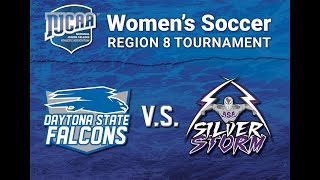 DSC Women's Soccer vs. ASA College - NJCAA Region 8