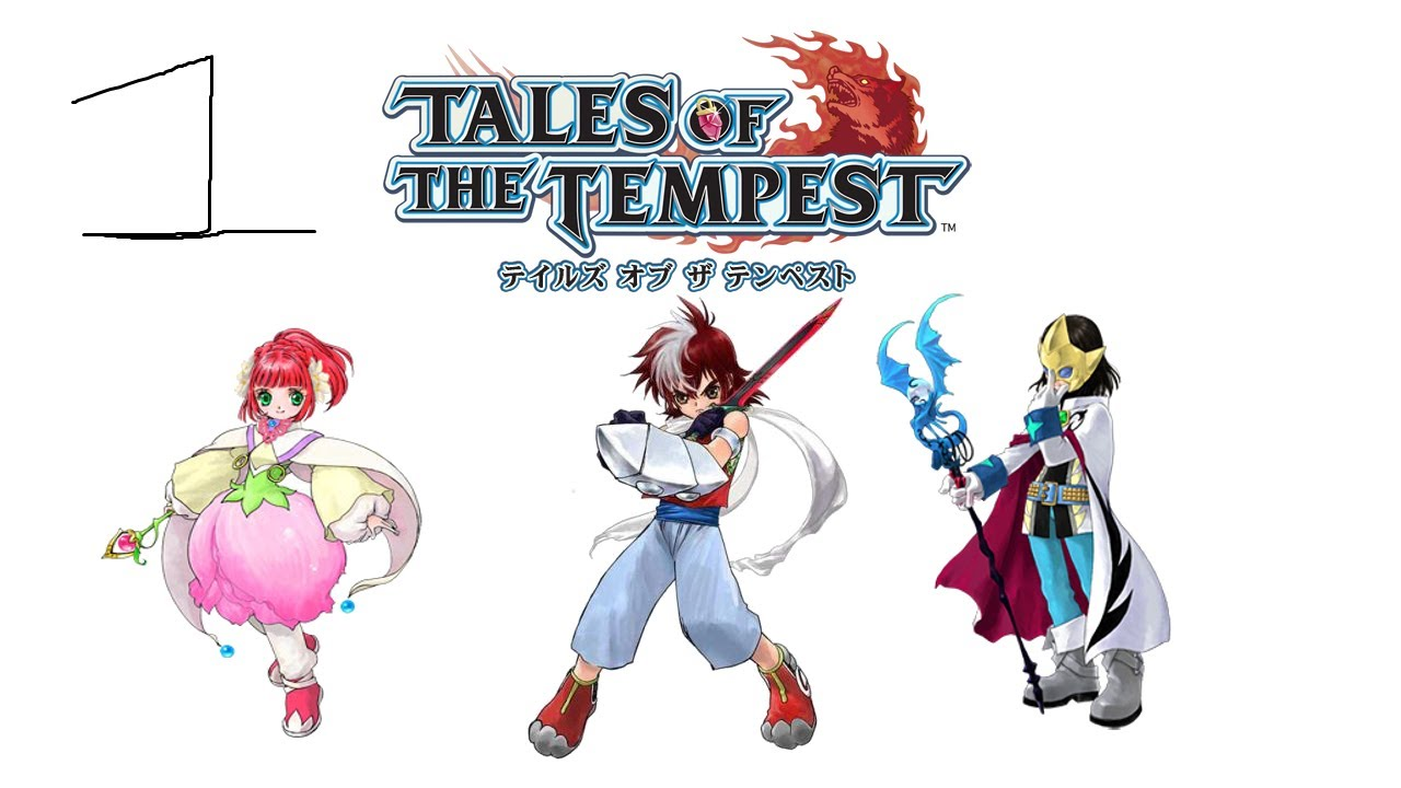 Tales Of The Tempest English Gameplay Walkthrough Part 1 Youtube