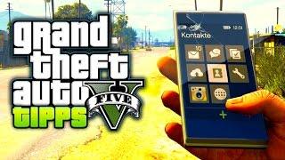 GTA 5 Tipps und Tricks - Geheime Nummer und Black Phone