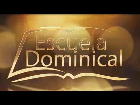 ESCUELA DOMINICAL | PASTOR JAIME BANKS PUERTAS | JOSUE 3: 1-17| LUZTVHD