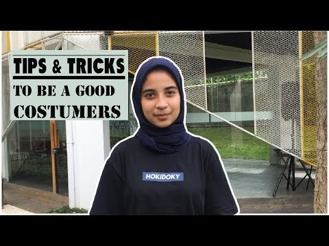 Tips & Tricks Be A Good Costumer Mp3