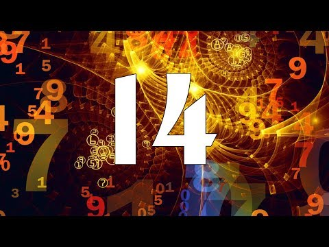 ⑭ Numerology Number 14. Secrets of your Birthday