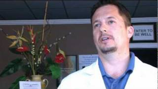 How to Lose Weight.  Dr. Mix Chiropractor teaches a weight loss program that works