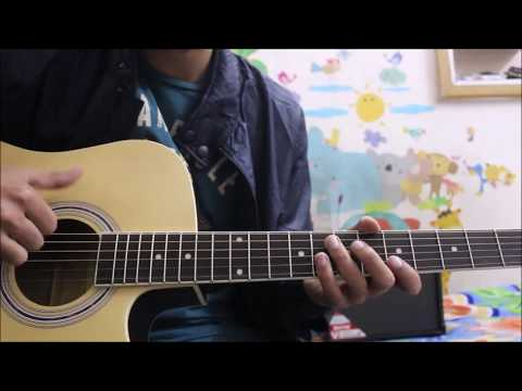 XiaomiMi Official Ringtone ON GUITAR - Hindi Guitar Cover lesson leads tabs