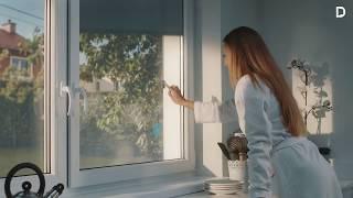 SmartWindow by Drutex - okno zamiast tabletu i telewizora