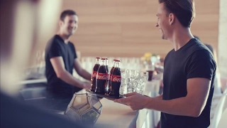 Coca-Cola TASTE THE FEELING | Justin Flom DE 60''