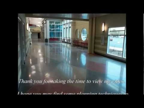 Polished Concrete: Dave Moore concrete slab meeting template