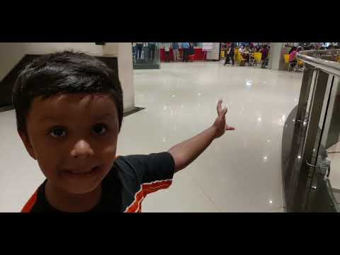 Children Play Area In Mumbai Thane - Maxus Mall - Kids Day Out