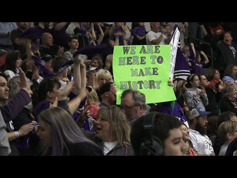 Sights and Sounds: Game 3 Clark Cup Final vs. Dubuque: 2016_05_20