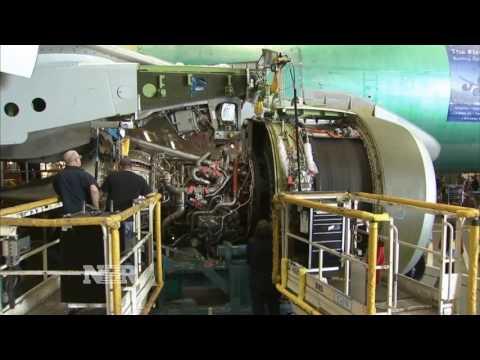 Boeing plant to unionize?
