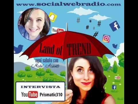 LAND of TREND con Mahe' Arienti  5^Puntata