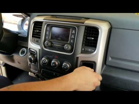 2013-2018 Dodge RAM Plug And Play T-harness For Amp Installation