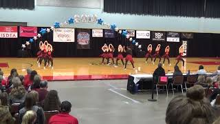 Northwestern Dance @ State - HipHop