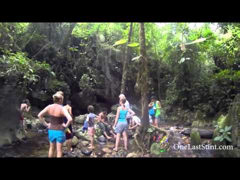 Going Tarzan at Khao Sok National Park and Cheow Lan Lake in Thailand