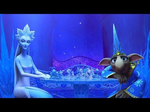 Снежная королева 4 огонь и лед мультфильм