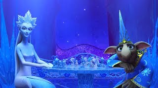 Снежная королева: Зазеркалье - Официальный трейлер (HD)