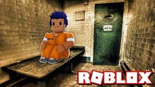 THEY ARRESTED ME IN A WHOLE NEW PRISON IN ROBLOX!