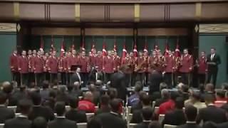 موسيقى ارطغرل - عزف الدرك التركي diriliş ertuğrul