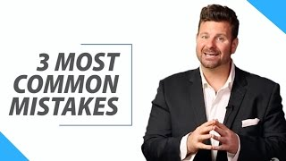 Network Marketers 3 Biggest Mistakes