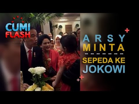 Ketemu Jokowi, Arsy Nodong Sepeda - CumiFlash 26 September 2017 Mp3