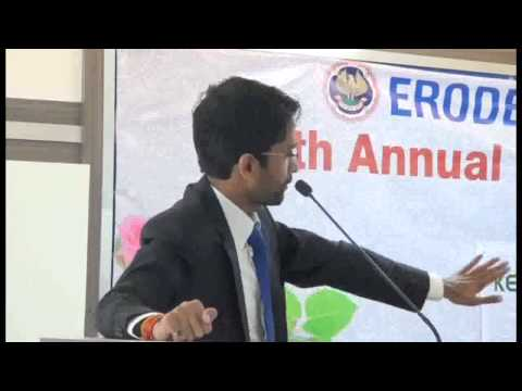CPE Seminar on Key Judicial Rulings Under Income Tax Law by Kapil Goel at Erode ICAI