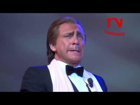 Comedy Film Festival in Monaco with Ezio Greggio