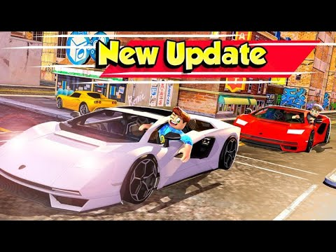 *NEW UPDATE* NEW LAMBORGHINI COUNTACH IN CAR DEALERSHIP TYCOON PLUS NEW E-BRAKE SYSTEM GAMEPLAY!!!