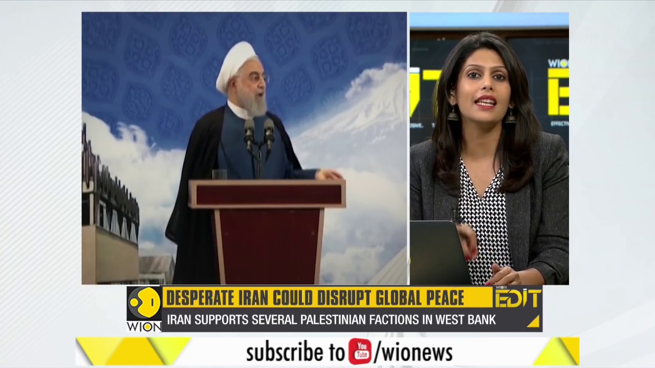 WION Edit: An Unstable Iran is a threat to global peace and Economy