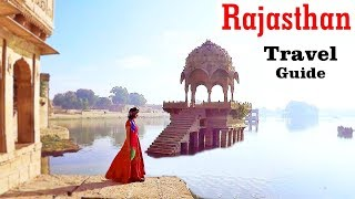 Rajasthan Travel Guide | Planning, Itinerary, Top Places to Visit