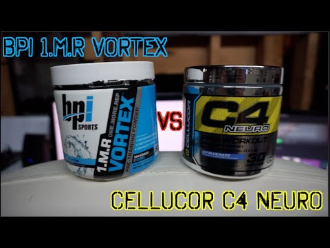 bpi 1.M.R Vortex VS Cellucor C4 Neuro | Honest Review