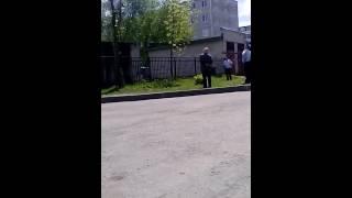 В Твери в детском саду поймали голого мужчину