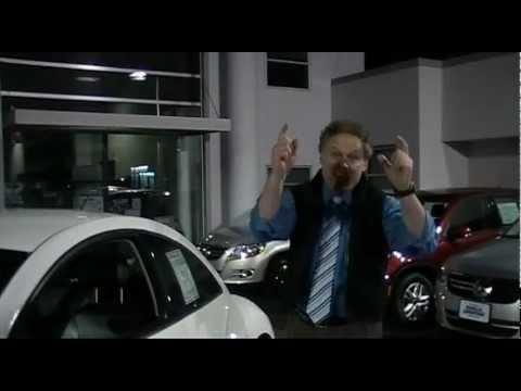 Linden NJ - VW Nights under the Lights with Ken Beam at Douglas Volkswagen - 2009 VW Beetle