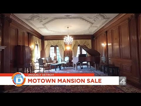 Uniquely Detroit: Inside the Motown Mansion Mp3