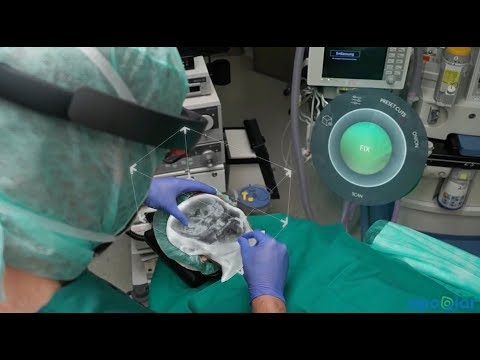 apoQlar mixed-reality for surgeons