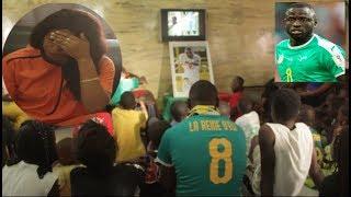 Sénégal vs Algérie: Tristesse et désolation totale Chez Cheikhou Kouyaté