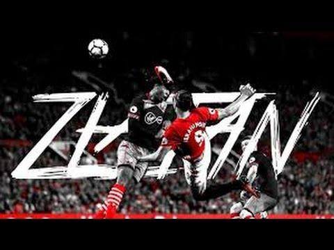 Zlatan Ibrahimovic Manchester United The God Best Skills Goals 2016 HD