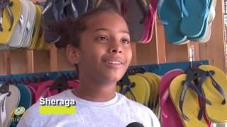 Het 10 Minuten Jeugd Journaal - 25 oktober 2016 (Suriname / South-America)