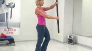 Improve Your Power -- функциональная тренировка с бодибаром