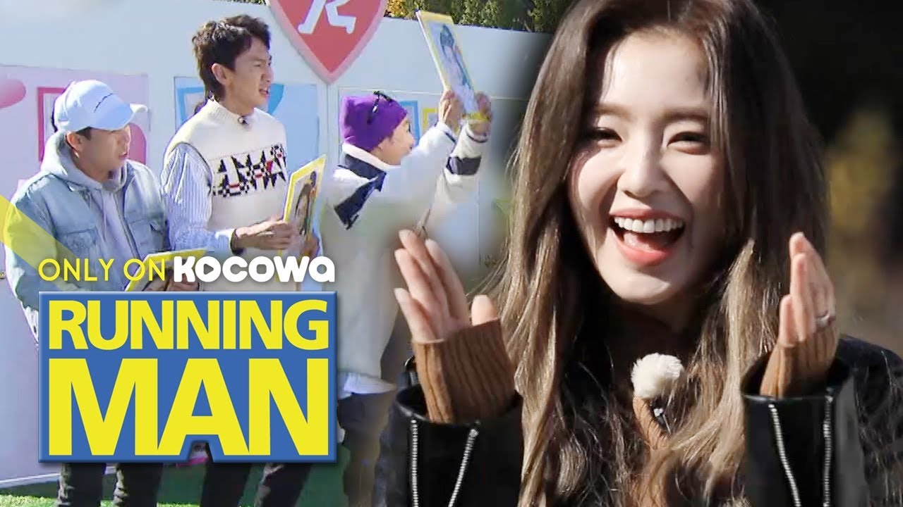 Make a Three-line Poem about Irene! [Running Man Ep 426]