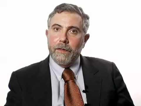 Paul Krugman on Becoming a New York Times Columnist