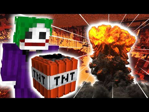 """The Truth Behind 2b2t's """"Operation Secret Void"""" (5,000,000 TNT)"""