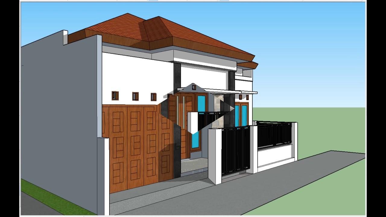 Gambar Desain Rumah 9x10 | Tukang Desain Rumah